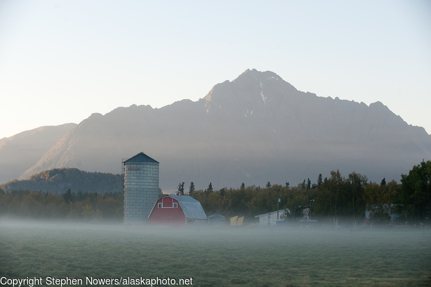 Frontier farms in Palmer, Alaska with Alaska Farm Tours