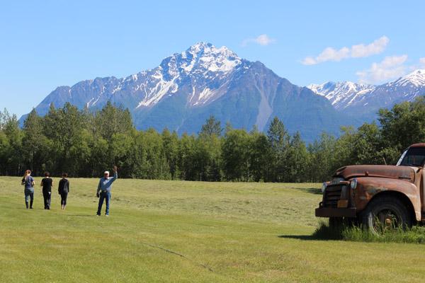 Farming in Alaska